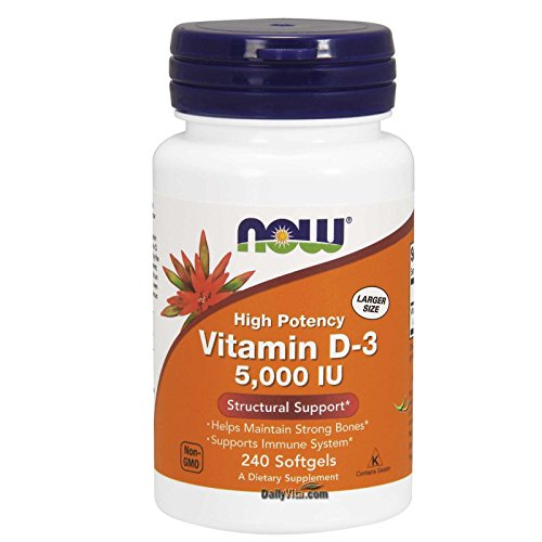 NOW Foods Vitamin Package 480 Softgels product image