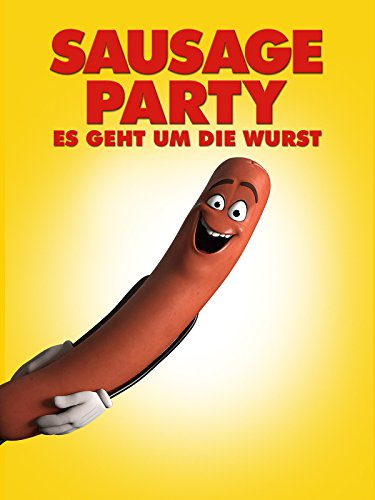 Filmcover Sausage Party
