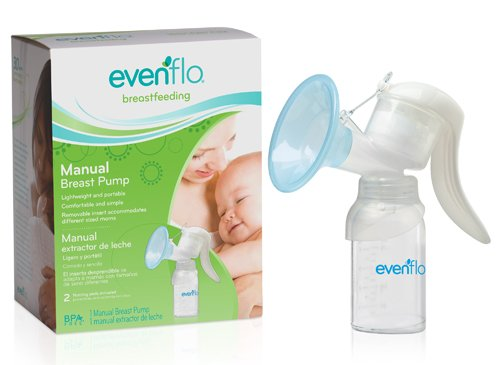 SPECIAL PACK OF 3-SimplyGo Manual Breast Pump