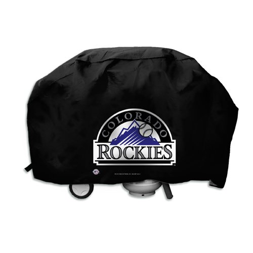 MLB Deluxe Grill Cover MLB Team: Colorado ()