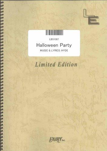 バンドスコア HALLOWEEN PARTY/HALLOWEEN JUNKY ORCHESTRA (LBS1387)[オンデマンド楽譜]