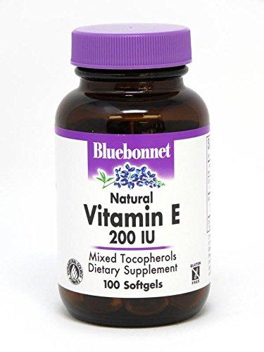 BLUEBONNET Nutrition Vitamin E 200 IU Mixed