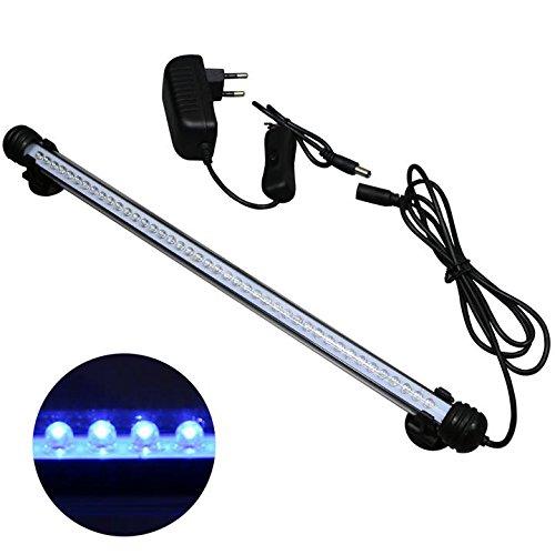 Mingdak Et AquariumLampe Éclairage Led Pour Mer Leds15 D'eau Tube De En Douce42 Barre Adapté Kit Étanche L'aquarium Cristal edrCxBoW