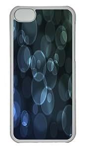 Dark Bokeh Custom iPhone 5s/5 Case Cover Polycarbonate Transparent