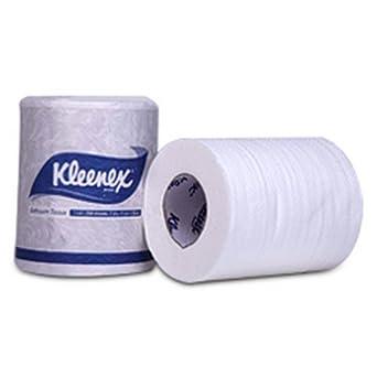Kleenex Toilet Tissue Roll in Bulk   120 Tissues per Roll  Pack of 100. Kleenex Toilet Tissue Roll in Bulk   120 Tissues per Roll  Pack of