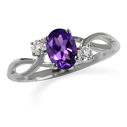 Amethyst Vs2 Ring - 5