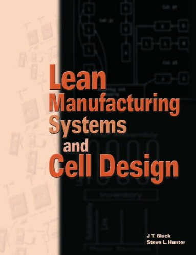 (Lean Manufacturing Systems and Cell Design)