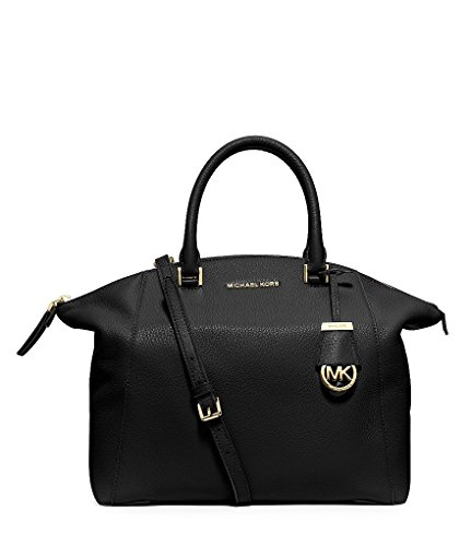MICHAEL KORS SAC BLACK RILEY 40X30X13cm