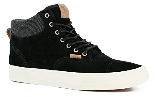VANS Era HI CA (Pig Suede) Black/Mix Textiles 43 eur 10 us 9 uk 28 cm