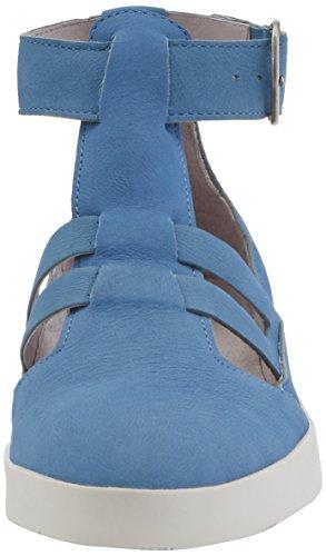 Blue 004 Sandali Alla Caviglia P601275004 smurf off Cinturino Fly white London Blu Con Donna qwnv1naO