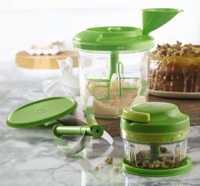 Tupperware Power Chef Premium System New