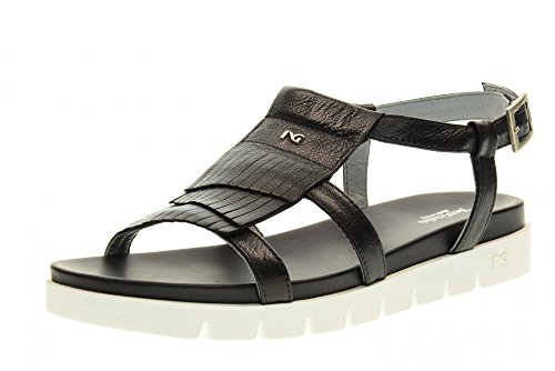 Nero De Negro Las 100 Zapatos P717740d Sandalias Giardini 7rqOH7
