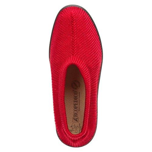 Arcopedico Damen New SEC Slip-On (1141) rot