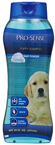 Pro-Sense Puppy Shampoo, Baby Powder Scent, 20-Ounce (P82722)