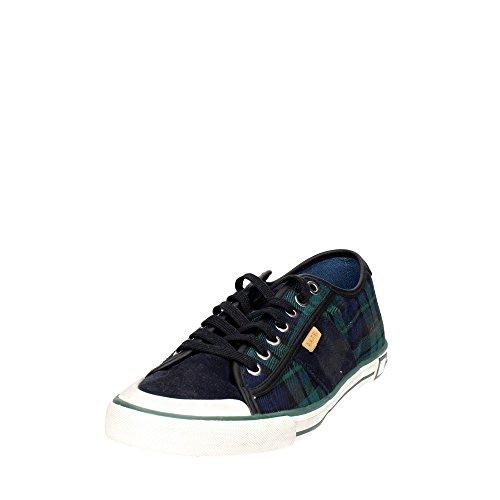 D.a.t.e. Tender Low-E Niedrige Sneakers Herren Schwars/Dunkel Grun