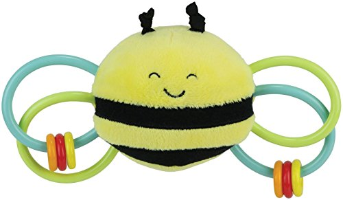 Kids Preferred Carter's Bumble Bee Tube Rattle