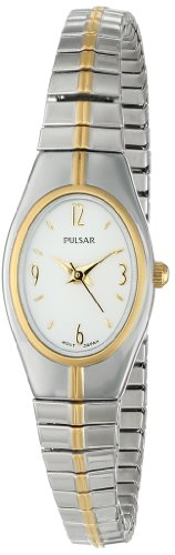 Pulsar Women's PC3092 Watch (Expansion White Band Dial No)