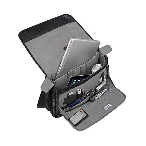 Briggs & Riley Verb 17'' Bolsa Badolera para ordenador portátil negro