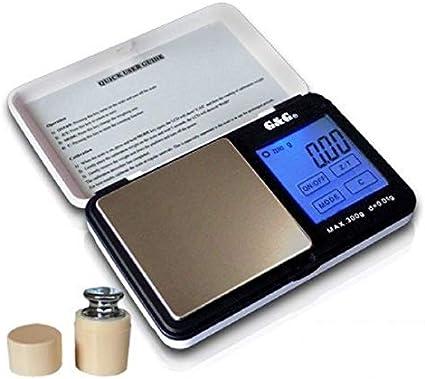 BILANCINO DI PRECISIONE DIGITALE BILANCIA PORTATILE LCD DA 0,01 A 200 GRAMMI