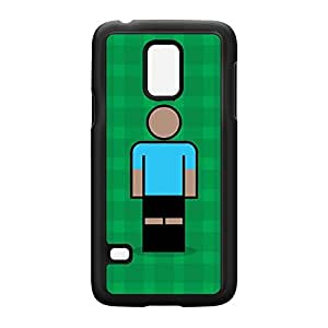 Uruguay Black Hard Plastic Case for Samsung? Galaxy S5 Mini by Blunt Football International + FREE Crystal Clear Screen Protector wangjiang maoyi