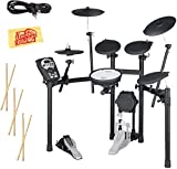 Roland TD-11K Electronic Drum Set Bundle with 3 Pairs of Sticks
