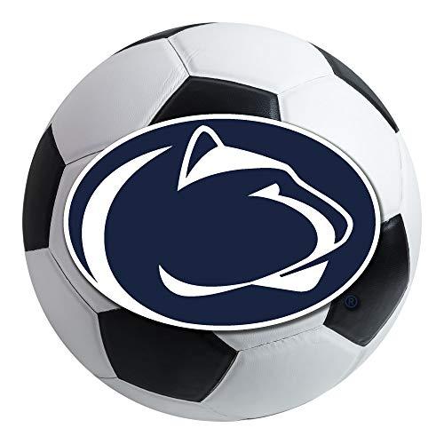 FANMATS NCAA Penn State Nittany Lions Nylon Face Soccer Ball Rug