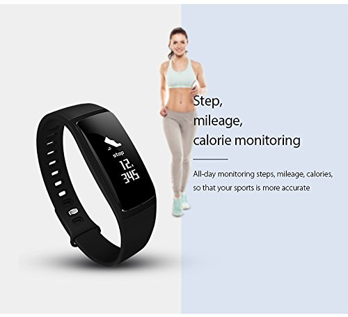 Wonlex Fitness Tracker with Heart Rate Monitor, Smart Watch
