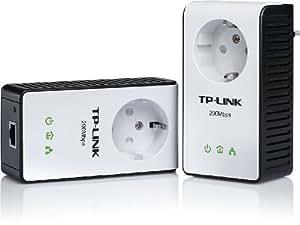 TP-Link TL-PA251 - Adaptador eléctrico powerline AV200