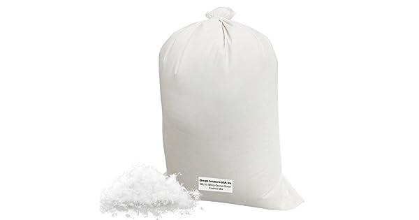 Amazon.com: Relleno de plumón de ganso a granel 80/20 100 ...