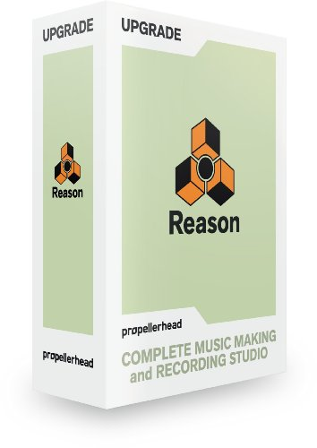 Propellerhead 99-103-0044 Virtual Instrument Software Upgrade for Reason Limited/Adapted