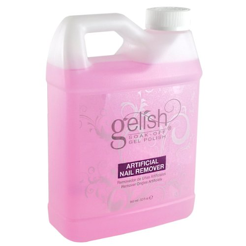 Harmony Gelish Artificial Nail Remover, 32 Ounce
