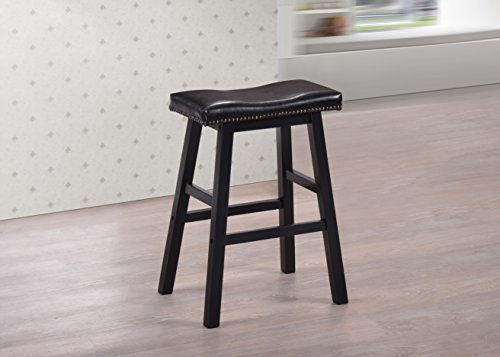 Cappuccino Finish Bar Stool - 1