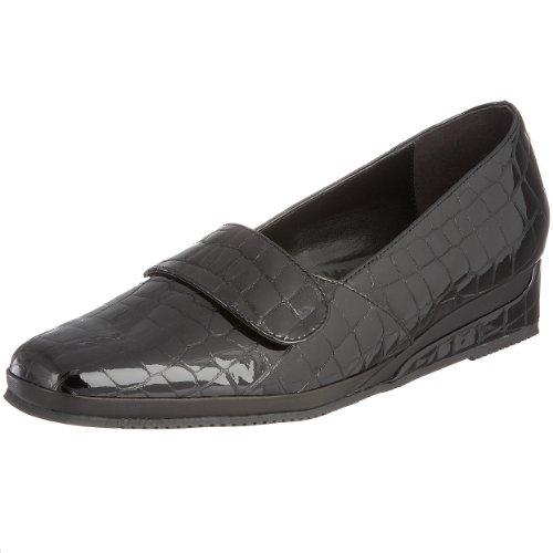 Van Dal - Zapatos de charol para mujer Negro