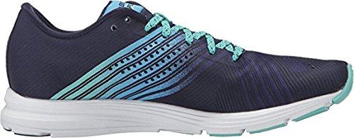 Brooks Damen Hyperion Laufschuhe Peacoat/Navy Blue/Cockatoo