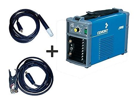 Soldador inverter profesional CEMONT Puma 160 (Generador) Kit Accesorios: Amazon.es: Bricolaje y herramientas