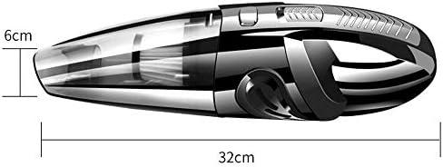 Aspirateur portableAspirateur de maison de voiture portable sec et humide Rechargeable haute puissance aspirateur absorber rapidement les chutes de papier pierres éparpillées