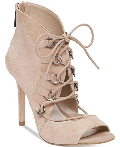 Bcbgeneration Sandalo Con Lacci Da Donna Di Deirdra, Misura 6 M - Beige