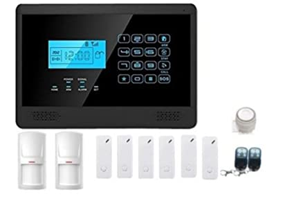 Mapishop Mod. Sara – Kit antirrobo, alarma sin cables y ...