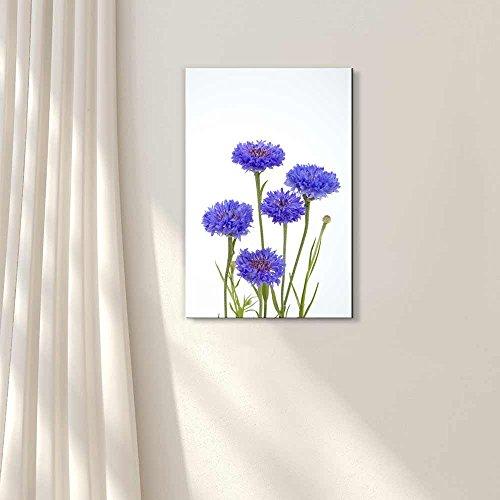 Purple Flowers Wall Decor