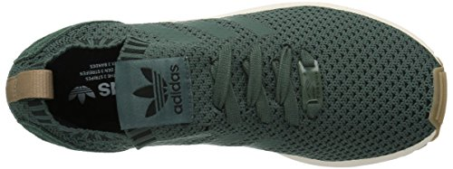 Adidas Originaux Hommes Zx Flux Pk Mode Sneaker Utilitaire Lierre Utilitaire Lierre Gomme