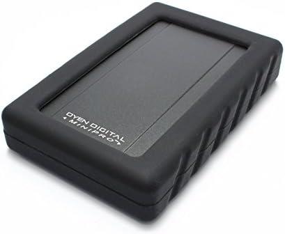 MiniPro Dura USB-C (USB 3.1) 2TB Rugged Portable Solid State Drive SSD