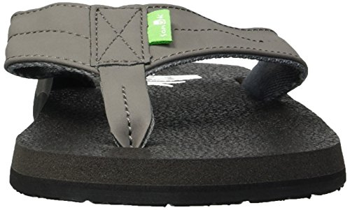 Sanuk-Men-039-s-Beer-Cozy-Coaster-Flip-Flop-Choose-SZ-color thumbnail 10
