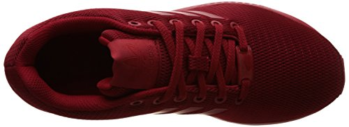 collegiate Burgundy power power Adidas Red Mixte Baskets Adulte Flux Rouge Zx Red 1w71xqa