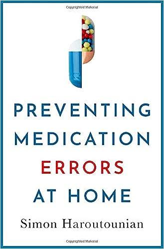 Preventing Medication Errors at Home - Original PDF