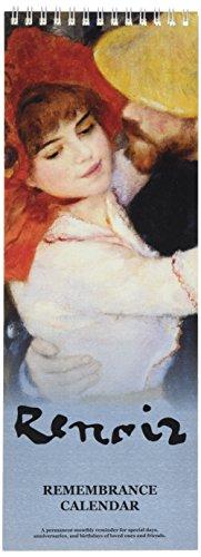 Nouvelles Images Renoir - Remembrance Calendar (RCB 111) by Nouvelles Images