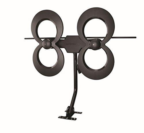 Antennas ClearStream TV 70+ Range, Indoor, Attic, Outdoor, Pivoting Base, Hardware, -