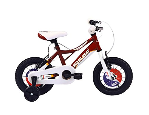 Miami Heat Bicycle mtb kid 12 by LUCKY EXPLORERS