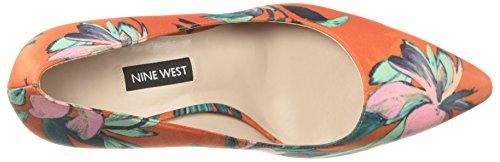 Women's EMMALA2 Orange Multi Shoe Nine West 5vzqE0