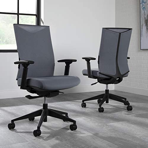 HON Basyx Movement Commercial-Grade Mesh Task Chair