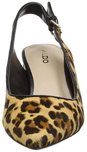 Con Mujer 2 leopard Aldo De Zapatos Y Tobillo Correa Gauclya Tacon Multicolor Para 25 BqHAnwfxHE